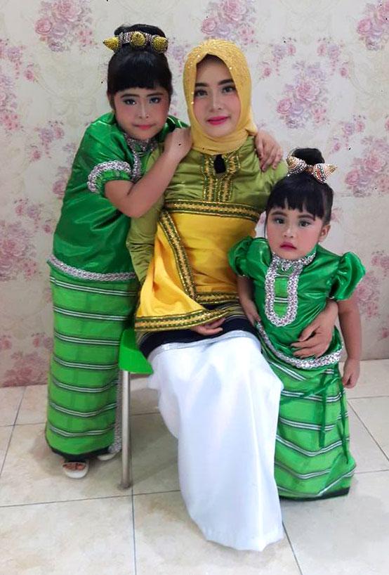 Pakaian Adat Sulawesi Tenggara Beserta Perlengkapannya ...