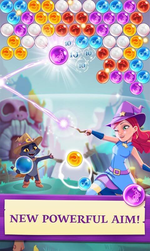 تحميل Bubble Witch 3 Saga