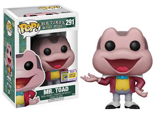 Pop! Disney: Mr. Toad's Wild Ride – Mr. Toad (1500 LE).