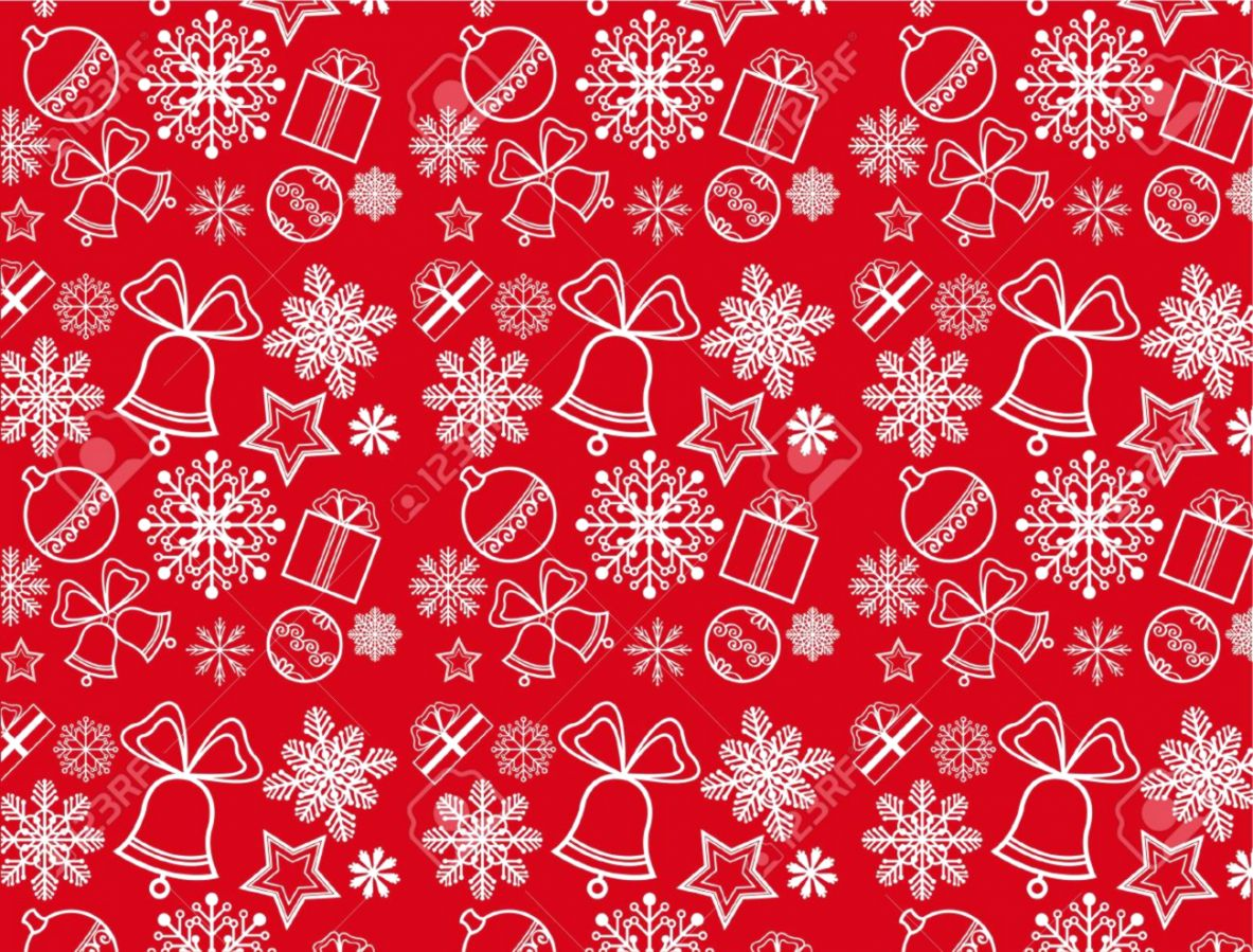 New Year And Red Christmas Wallpaper Wallpapers Collection