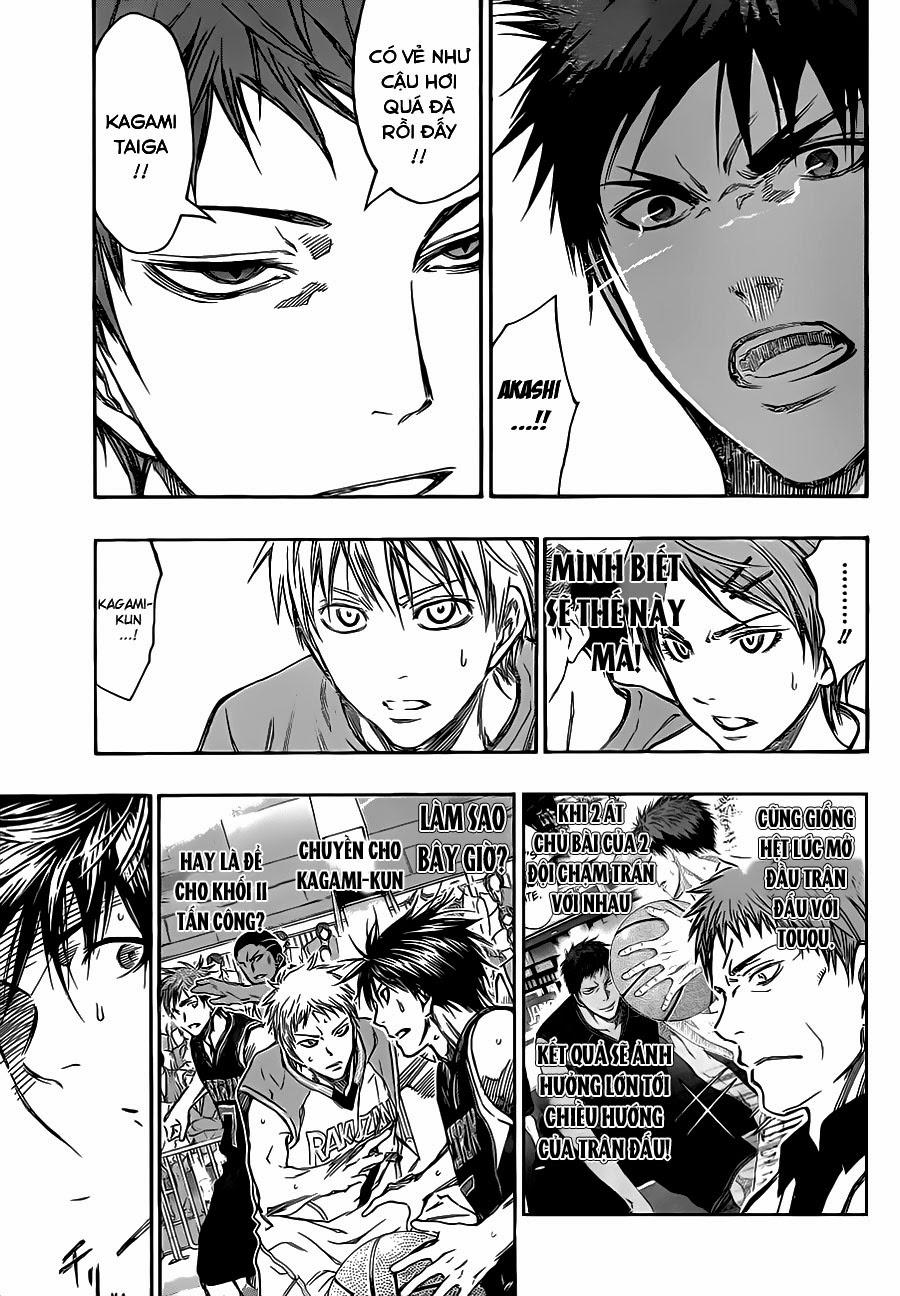 Kuroko No Basket chap 234 trang 6