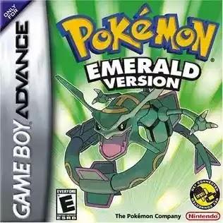 Download Game Pokemon Emerald Version