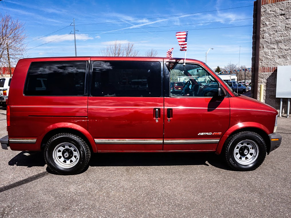 No Down Payment Auto Insurance >> King Credit Auto Sales: 1995 Chevrolet Astro AWD, Denver ...