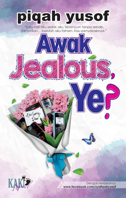 Review Novel ~ Awak Jealous Ye? By Piqah Yusof