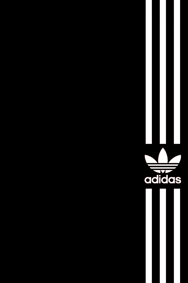 iPhone 5 Wallpapers Apple iPhone 5 Background: Adidas