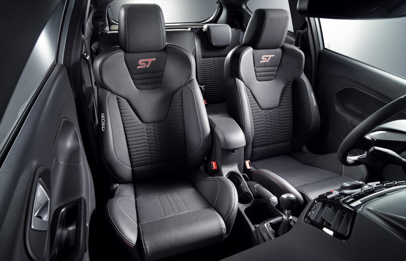 Ford Fiesta ST200 2017