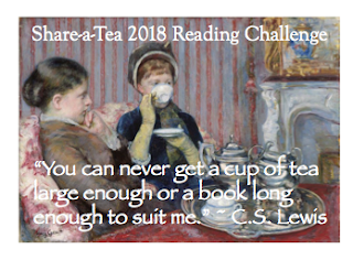 2018 Share-a-Tea Challenge