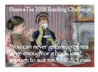 2018 Share-a-Tea Challenge