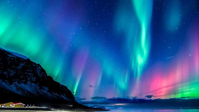 En estos lugares puedes admirar auroras boreales