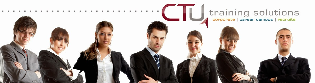 CTU Training Solutions banner