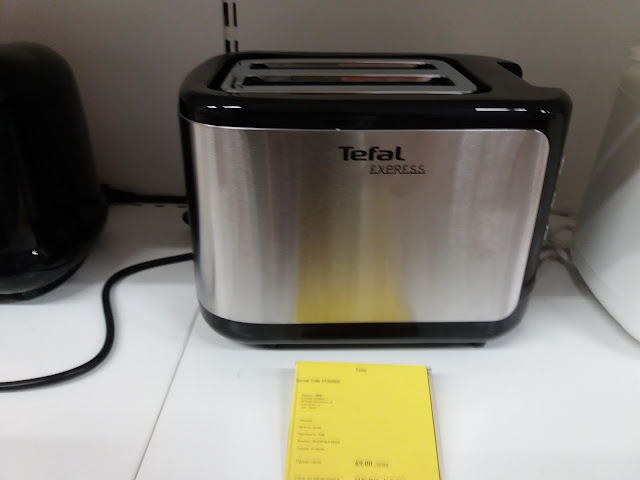 Tefal Express 365030 toaster