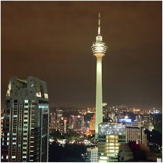 Torre Menara en Kuala Lumpur, Malasia