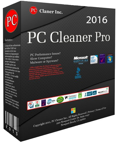 Baixar PC Cleaner Pro 2016 + Serial