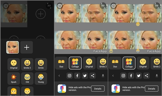 aplikasi faceapp Android
