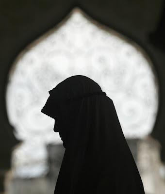 gadis, hijab,