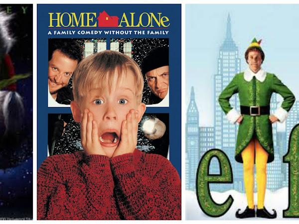 Blogmas Day 2: Favourite Christmas movies