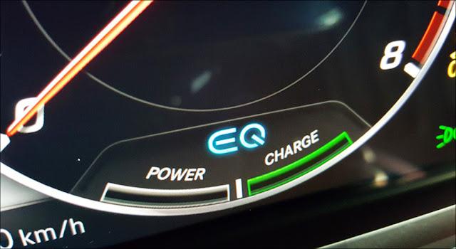 EQ Boost là công nghệ động cơ hoàn toàn mới trên Mercedes E-Class tại Việt Nam