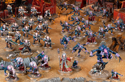 Genestealer Cult Army