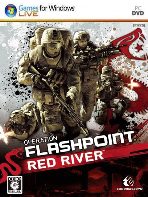 تحميل لعبة Operation Flashpoint Red River