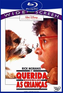 Querida, Encolhi as Crianças (1985) BluRay Rip 720p Torrent Dual Áudio