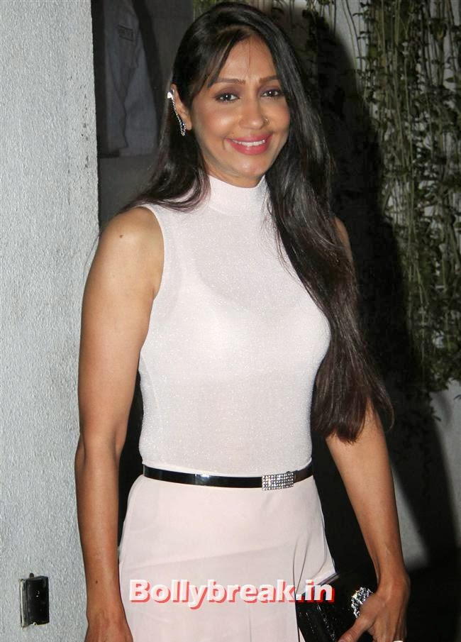 Sunita Gowariker, Simone Khan Birthday Bash Pics