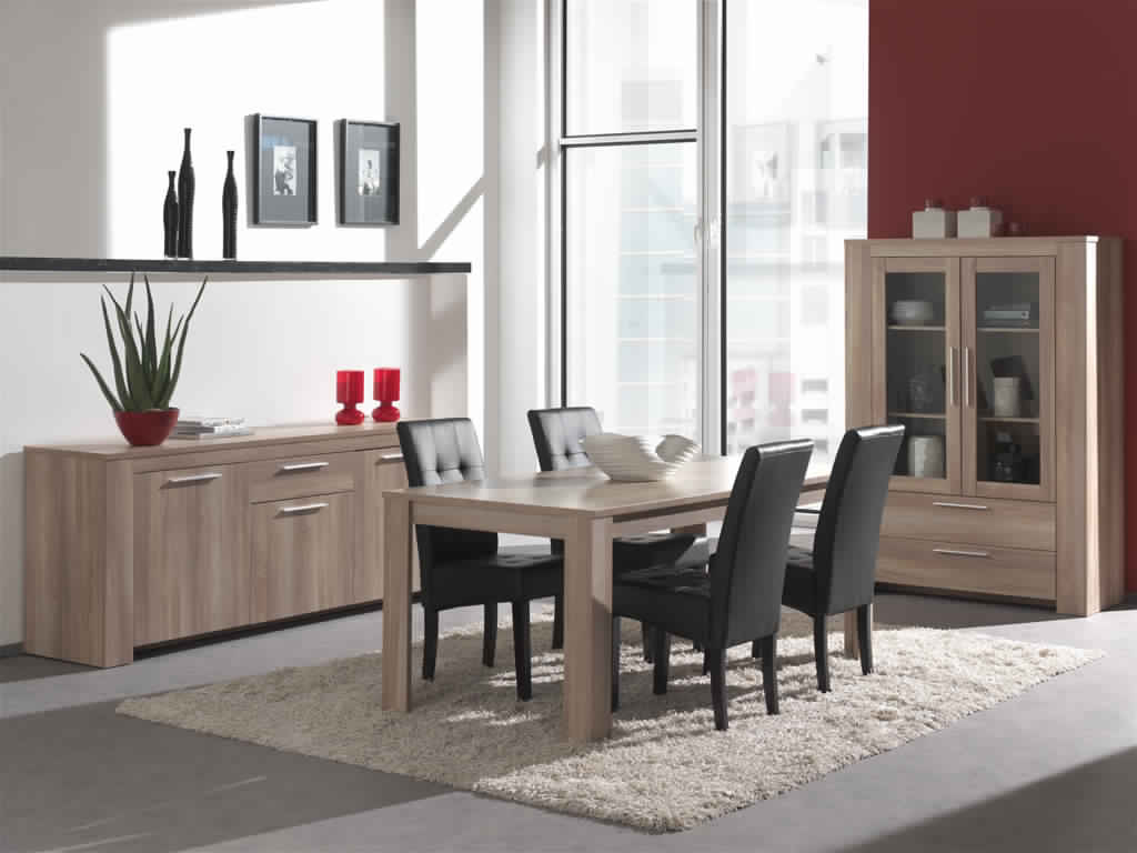 conforama table et chaise salle a manger