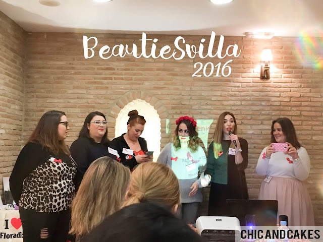 organizadoras de beauti Sevilla 2016