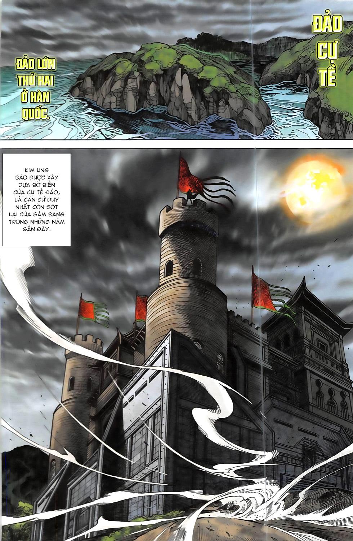 Hoàng Giả Chi Lộ chap 12.2 Trang 2 - Mangak.info