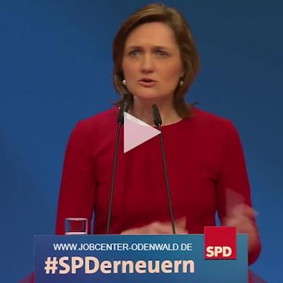 SIMONE LANGE #SPD GEGEN HARTZ4 | WWW.JOBCENTER-ODENWALD.DE