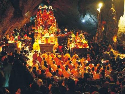 du lịch miền bắc - chùa hương