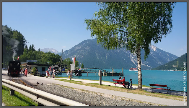 Achensee en Pertisau (Austria)