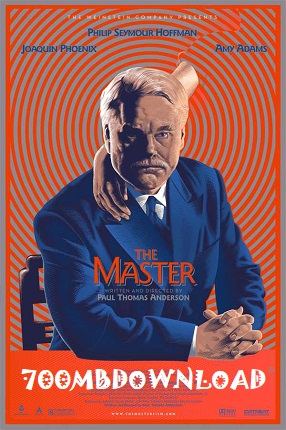 The Master 2012 English 350MB BRRip ESubs 480p