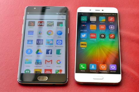 Pilih Xiaomi Mi5 atau OnePlus 3?