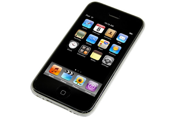 You will be so happy when you hear iPhone is the Most Influential Gadget of All Time. Yes it's true.
