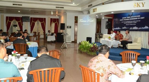 Bakamla RI Hadiri Round Table Discussion IK2MI