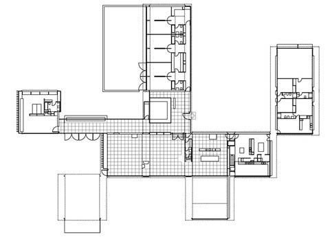 Casa La Ricarda  arquiscopio  archivo