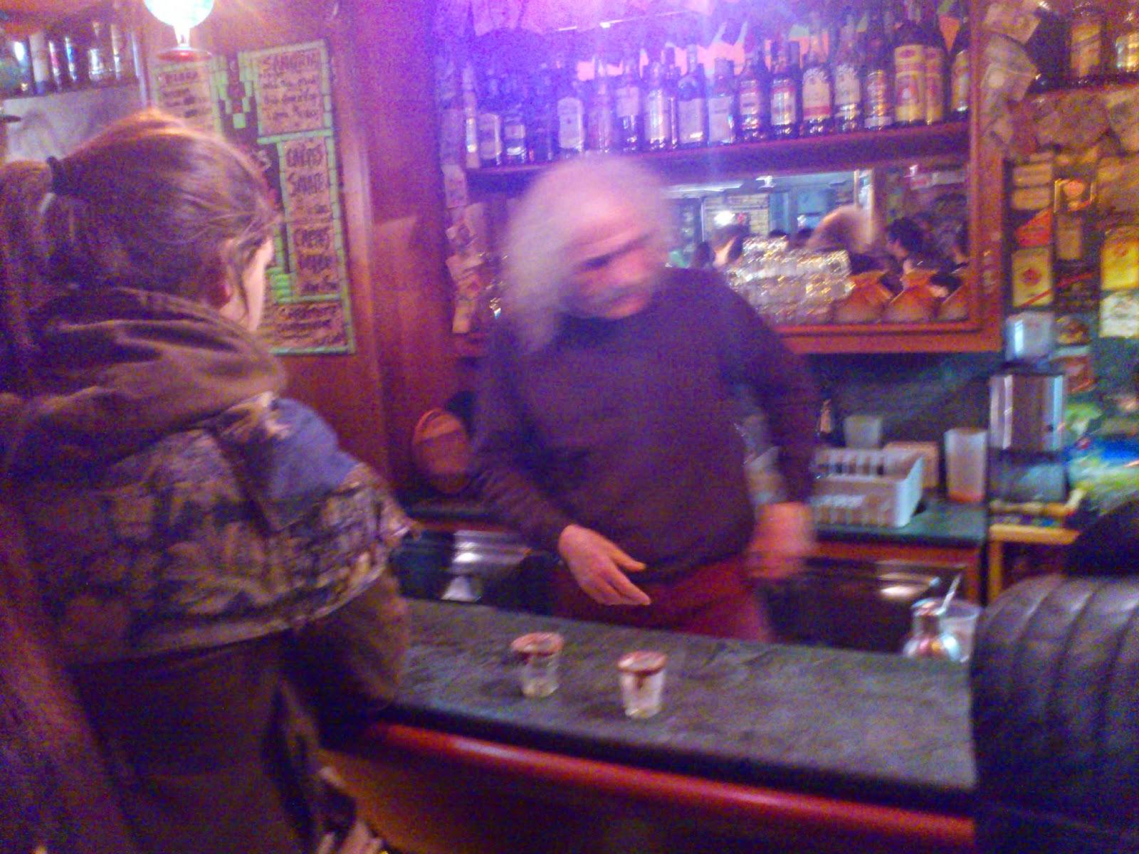 Drinks, shots, beber em Florença - Itália