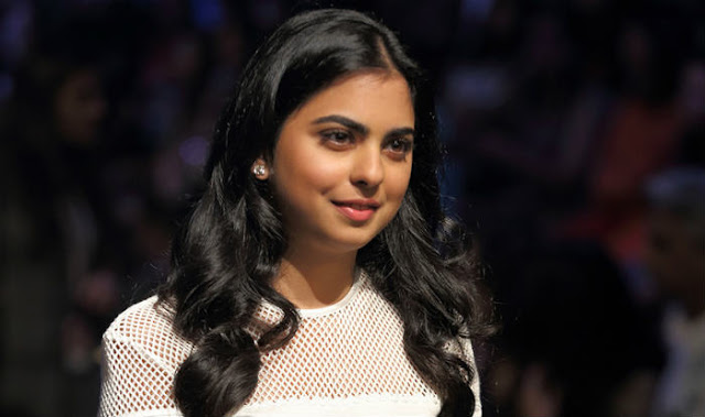 Isha Ambani Wiki, Height, Weight, Age, Husband, Family and Biography