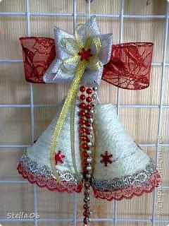 campanas-navideñas-reciclando-botellas