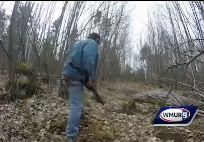 WMUR-TV Bigfoot