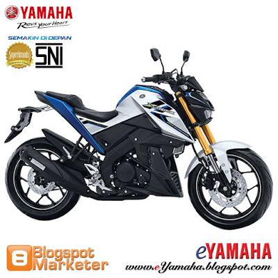 Yamaha Xabre Silver Clarent Showroom Motor Yamaha Online