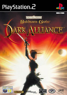 DUR'S GATE: DARK ALLIANCE PS2
