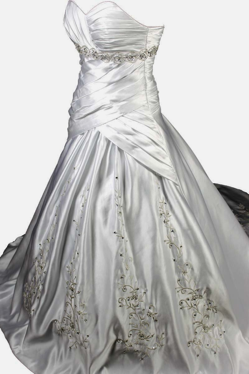 Wedding Dress Bride Gown Ivory