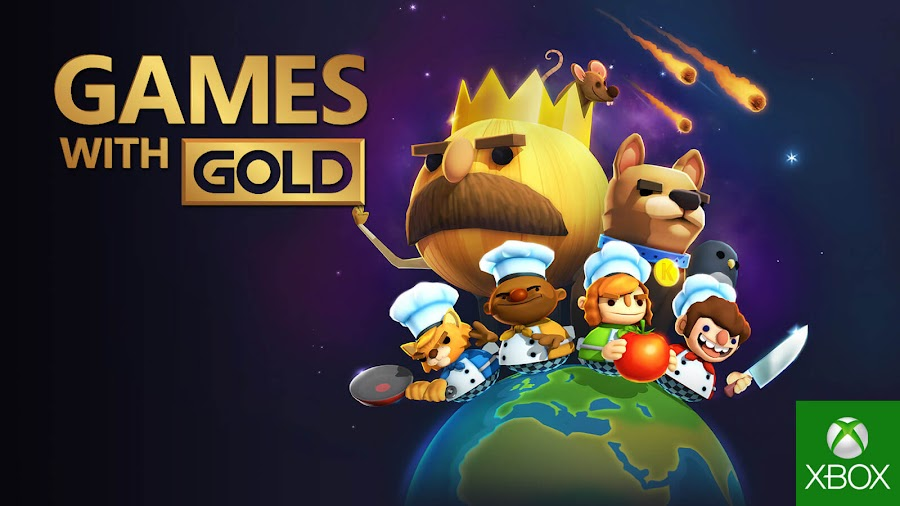 overcooked xbox live gold free game