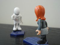 Character Building Doctor Who Microfigures Series 3 Handibot 04