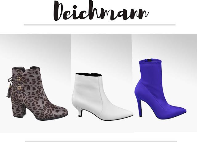 Deichamn, Badura, CCC, Tommy Hilfiger, R.Polański, Geox, Kazar, Desigual, Carini, Babooshkastyle, stylistka o butach, trend 2018, modne botki