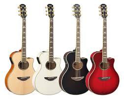 Đàn Guitar Acoustic điện Yamaha APX1000