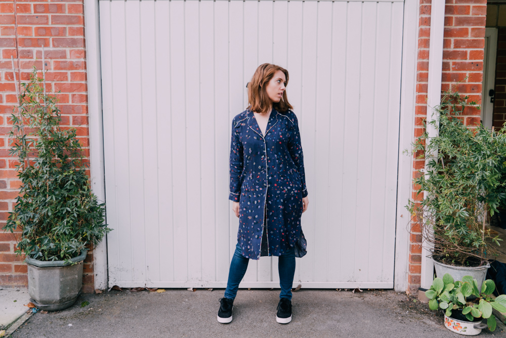 marisa thorne autumn pyjama trend uk fashion blogger
