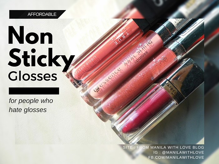 affordable-non-sticky-glosses-cheap-drugstore-1
