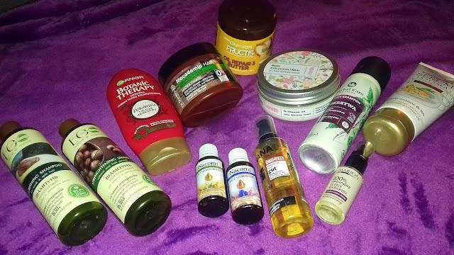 Plan pielęgnacji włosów na zimę - silikonowe maseczki i dużo emolientów
